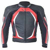 RST Blade II Leather Jacket 1845 (Red)