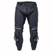RST Blade II Leather Trousers 1846 Regular Leg (Black)