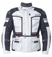RST Pro Series Adventure III Jacket 1850 (Black/Silver)