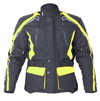 RST Rallye Textile Jacket 1888 (Yellow)