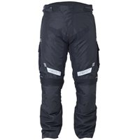 RST Rallye Textile Motorcycle Trousers 1889 (Black)