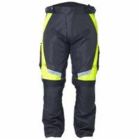 RST Rallye Textile Motorcycle Trousers 1889 (Flo Yellow)