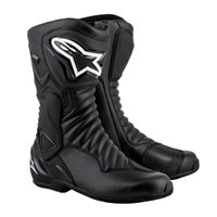 Alpinestars SMX-6 v2 Gore-Tex Motorcycle Boot (Black)