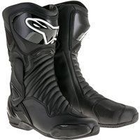 Alpinestars SMX-6 v2 Motorcycle Boot (Black)