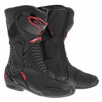 Alpinestars SMX 6 Motorcycle Boot (Black/Red)