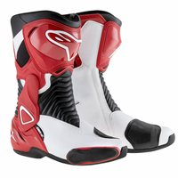 Alpinestars SMX 6 Motorcycle Boot (Black/Red/White)