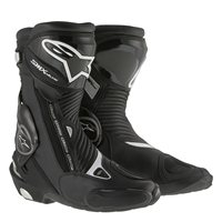 Alpinestars SMX Plus Motorcycle Boot (Black)