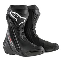 Alpinestars Supertech R Motorcycle Boot (Black)
