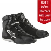 Alpinestars Fastback Waterproof Motorcycle Boot