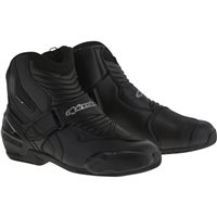 Alpinestars SMX-1R Motorcycle Boot (Black)