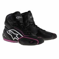 Alpinestars Stella Faster 2 Ladies Waterproof Motorcycle Boot (Fuchsia)