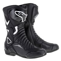 Alpinestars Stella SMX-6 v2 Ladies Motorcycle Boot (Black/White)