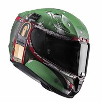 HJC RPHA 11 Star Wars Boba Fett Motorcycle Helmet Available on Pre-Order Only 50% Deposit Required Full RRP £549.99