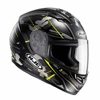 HJC CS-15 Songtan Motorcycle Helmet (Green)