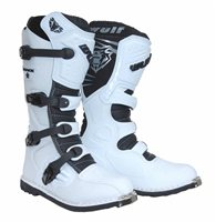Wulfsport Track Star Moto-X Boots (White)