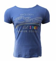 RST Ladies Premium Goods T-Shirt 0179 (Denim)