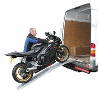 BikeTek Aluminium Folding Loading Ramp