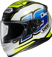 Shoei NXR Cluzel TC3 Motorcycle Helmet