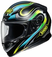 Shoei NXR INTENSE TC3 Motorcycle Helmet