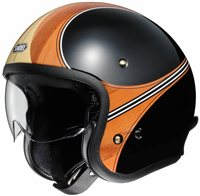 Shoei J.O Open Faced Helmet Waimea TC10