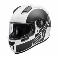 Schuberth SR2 Motorcycle Helmet (Traction White)