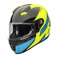 Schuberth SR2 Motorcycle Helmet (Wildcard Yellow)