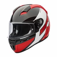 Schuberth SR2 Motorcycle Helmet (Wildcard Red)