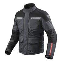 Revit Horizon 2 Motorcycle Jacket (Anthracite/Black) FJT226