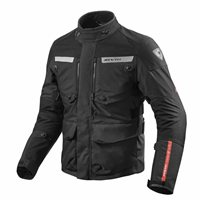Revit Jacket Horizon 2 Motorcycle Jacket (Black) FJT226