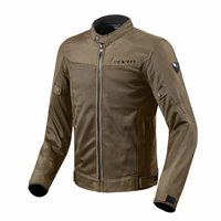 Motorcycle Jacket Eclipse FJT223 (Brown) by Revit