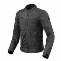 Revit Motorcycle Jacket Eclipse FJT223 (Black)
