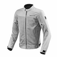 Revit Motorcycle Jacket Eclipse FJT223 (Silver)
