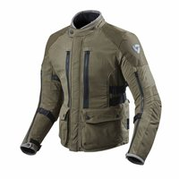 Revit Motorcycle Jacket Sand Urban (Dark Green)