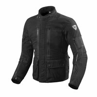 Revit Motorcycle Jacket Sand Urban (Black)