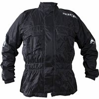 Richa Rain Warrior Jacket (Black)
