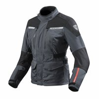 Revit Ladies Motorcycle Jacket Horizon 2 (Anthracite/Black)