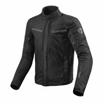 Revit Motorcycle Jacket Lucid (Black)