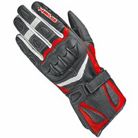 Held Myra Ladies Motorcycle Gloves 2725 (Black/White/Red)