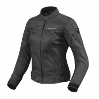 Revit Ladies Motorcycle Jacket Eclipse FJT224 (Black)