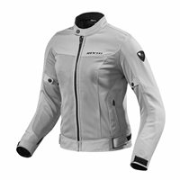 Revit Ladies Motorcycle Jacket Eclipse FJT224 (Silver)