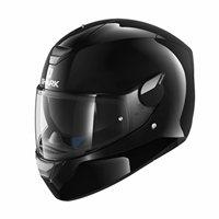 Shark D-Skwal Motorcycle Helmet (Black)