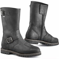 TCX Fuel Gore-Tex Motorcycle Boots (Black)