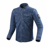 Revit Hudson Overshirt (Light Blue)