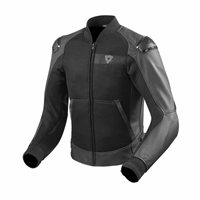 Revit Motorcycle Jacket Blake Air (Black)