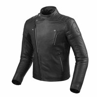 Revit Motorcycle Jacket Vaughn (Black)