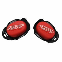 RST TPU Knee Sliders (Red) 1921