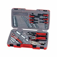 "T3848 - Teng Tools, 48 Piece, 3/8"" Drive, Tool Set by Teng"