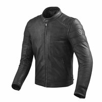 Revit Motorcycle Jacket Stewart (Black)