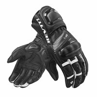 Revit Motorcycle Gloves Spitfire Gloves (Black)