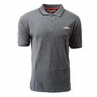 RST Vintage Cotton Polo Shirt 0150 (Charcoal)